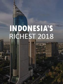 Indonesia's Richest List 2018